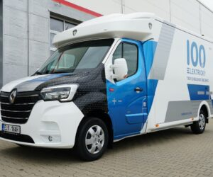 Renault Trucks uvádí do prodeje na českém trhu 100% elektrický model Master