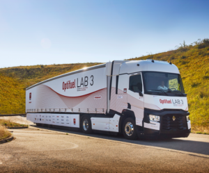 Optifuel Lab 3 snižuje spotřebu paliva o 12,5 %