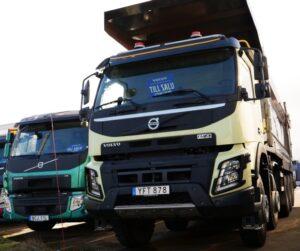 Společnost Volvo Trucks v Evropě představuje novou platformu pro online vyhledávání použitých nákladních vozidel