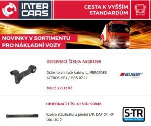 Novinky Inter Cars