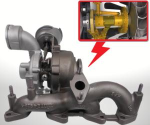 Vliv kvality motorového oleje na turbodmychadlo