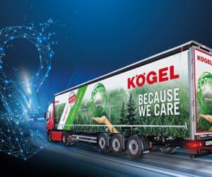 Systém Kögel Telematics se stane sériovou výbavou