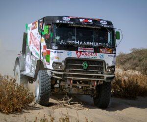 MKR snižuje kamionům teplotu i váhu