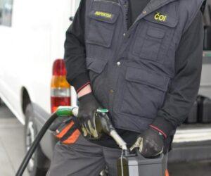 V dubnu vyhověly všechny kontrolované vzorky pohonných hmot