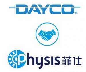 Firmy Dayco a Physis spolupracují na vývoji špičkových modulů pro hybridní elektrická vozidla