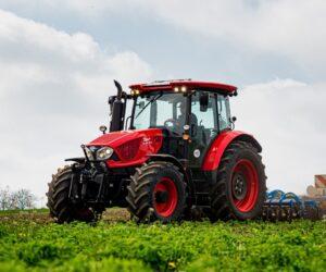 Co dokáže český traktor: Test Zetor FORTERRA HSX 140