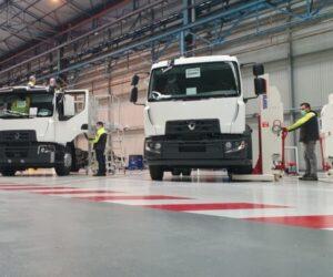 Renault Trucks otevírá adaptační centrum ve svém výrobním závodě v Blainville-sur-Orne