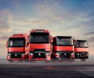 Renault Trucks T, C, K Evolution: Světová premiéra 8. července