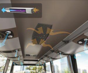 Valeo vybavuje svozové autobusy filtrační technologií proti Covid-19