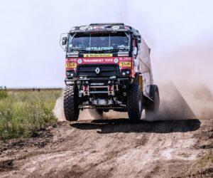 Silk Way Rally odstartovala v Rusku s jediným českým kamionem