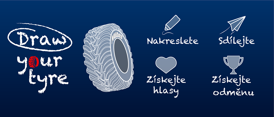 Draw your tyre