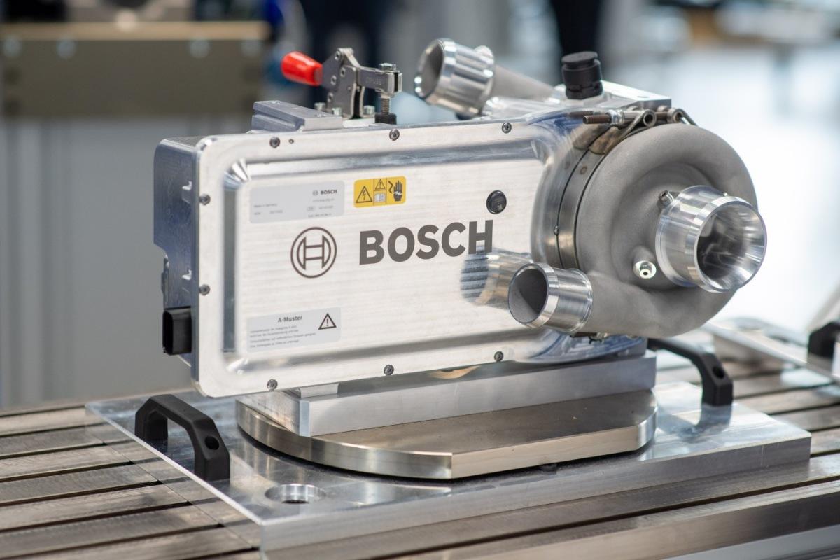 Vzduchový kompresor Bosch