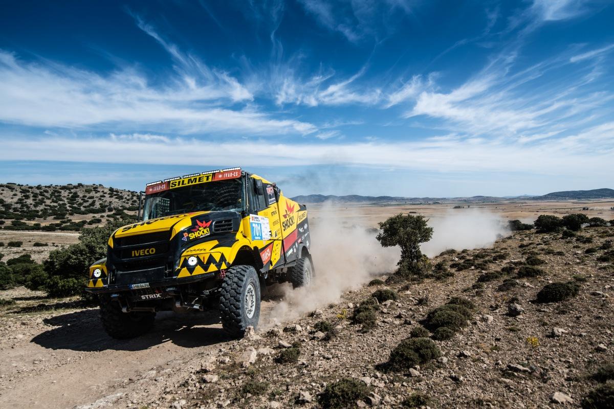 Big Shock! Racing na Baja Aragon