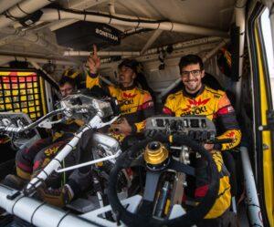 Macík odstartuje sezónu na Baja Aragon