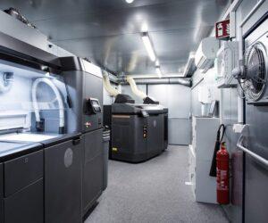 Společnost Daimler Buses představila moderní centrum 3D tisku pro lepší dostupnost náhradních dílů