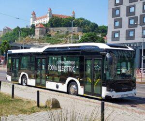 Scania zákazníkům v České republice a na Slovensku představila novou generaci autobusů Citywide