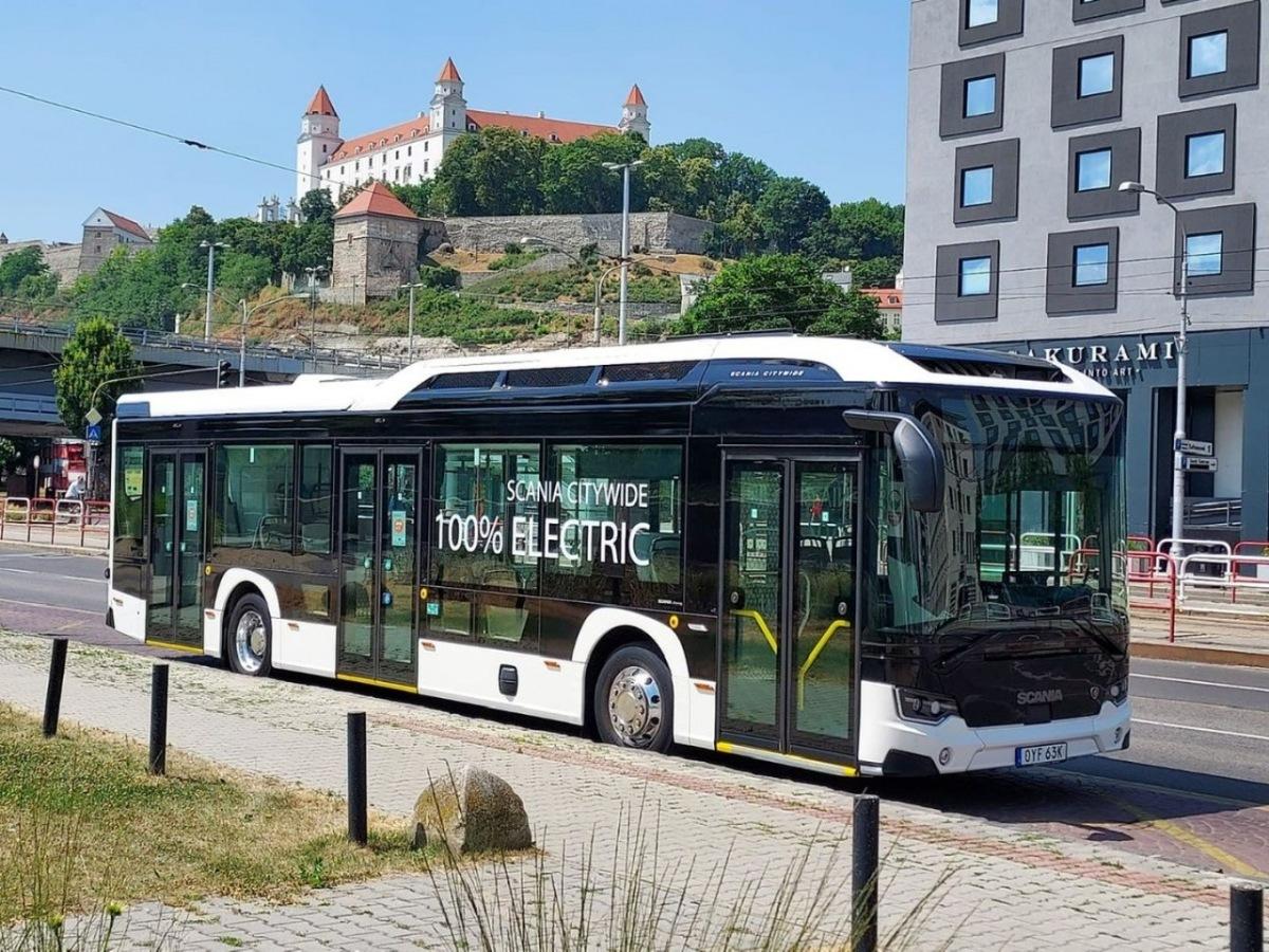 Scania na Slovensku