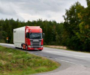 Přehled hospodaření společnosti Scania za první polovinu roku 2021