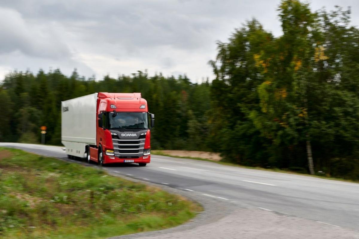Scania vozy