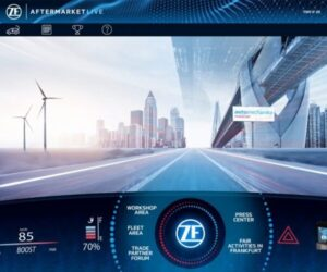 ZF Aftermarket Live: Třídenní digitální akce na veletrhu Automechanika