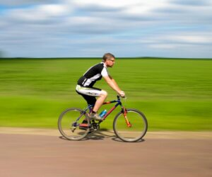 Předjíždění cyklistů