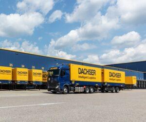 Dachser dal před 50 lety světu logistiky výměnné nástavby