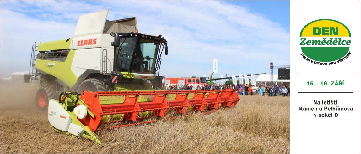 Den zemědělce