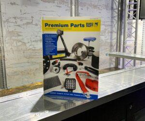 EUROPART vydává nový katalog vlastní značky Premium Parts