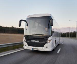 Scania představuje nový autobus pro dálkovou přepravu