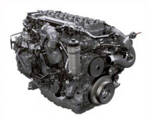 Scania představuje nový 13litrový plynový motor pro potřeby dálkové dopravy