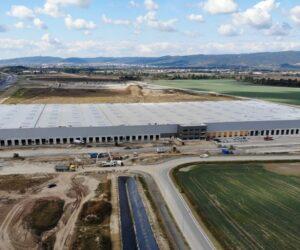 Continental otevře nové logistické centrum pneumatik pro střední a východní Evropu
