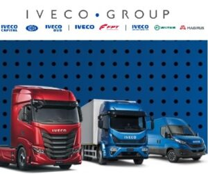 Nový název a logo IVECO Group