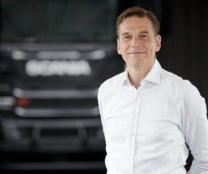 Dochází ke sloučení funkcí generálního ředitele skupiny TRATON SE a společnosti Scania
