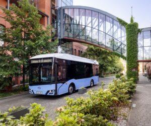 Solaris představuje elektrický autobus Urbino 9 LE