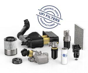 Technologie, inovace a výkon: prvotřídní kvalita produktů OE společnosti UFI Filters pro nákladní vozidla